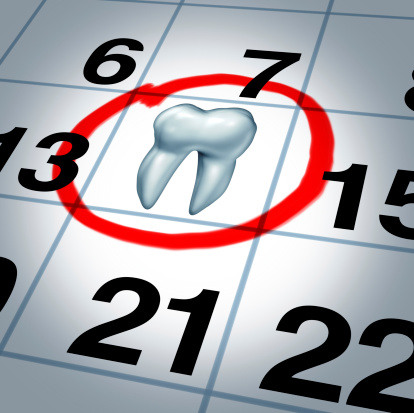 Scheduling an appointment at Timothy H. Kindt, DDS